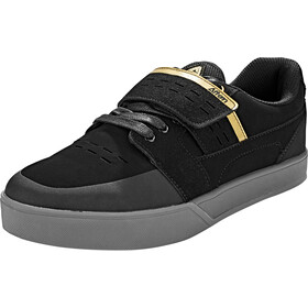 Afton Shoes Vectal Clipless Schuhe Herren black/gold